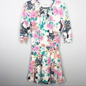 Yumi Kim | Silk Floral Dress